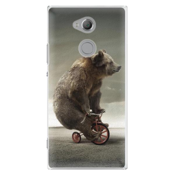 Plastové pouzdro iSaprio - Bear 01 - Sony Xperia XA2 Ultra