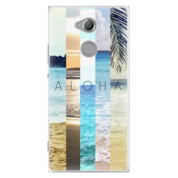 Plastové pouzdro iSaprio - Aloha 02 - Sony Xperia XA2 Ultra