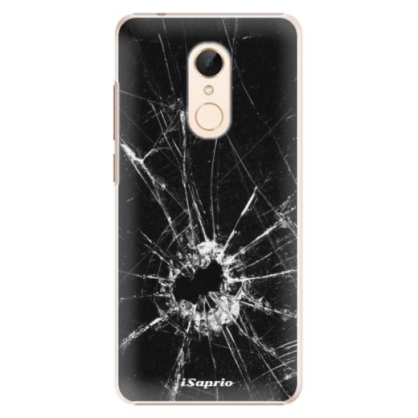 Plastové pouzdro iSaprio - Broken Glass 10 - Xiaomi Redmi 5