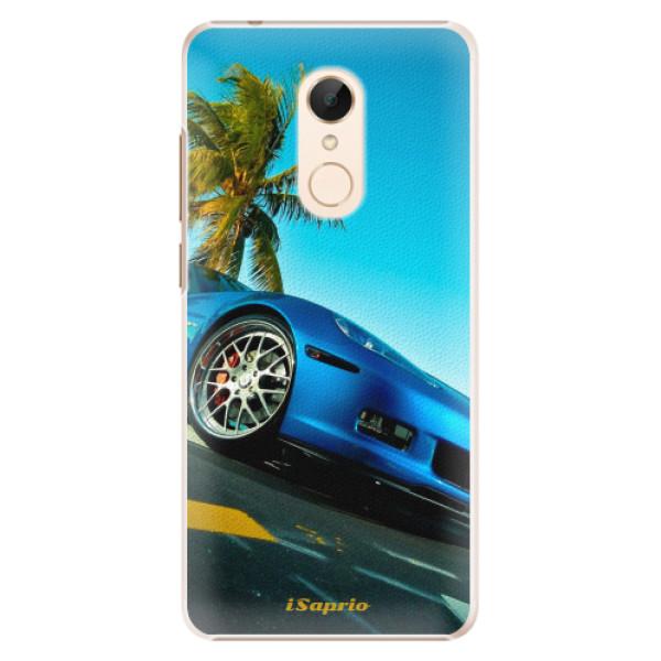 Plastové pouzdro iSaprio - Car 10 - Xiaomi Redmi 5