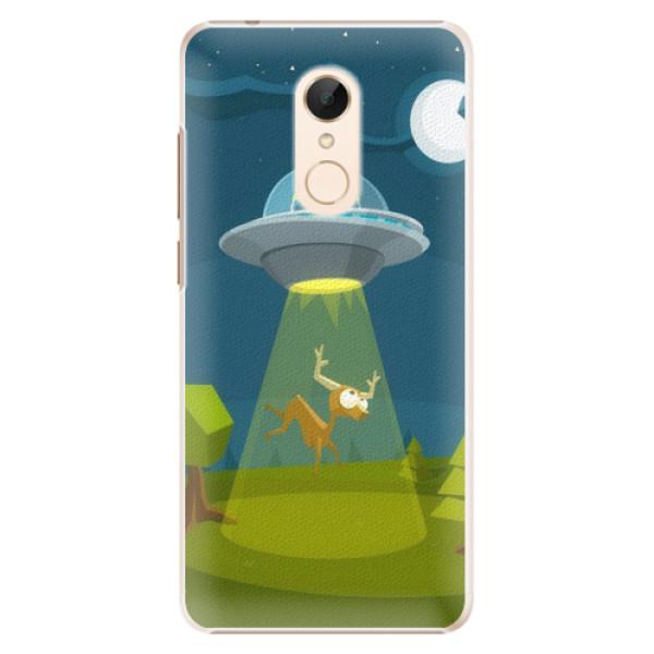Plastové pouzdro iSaprio - Alien 01 - Xiaomi Redmi 5