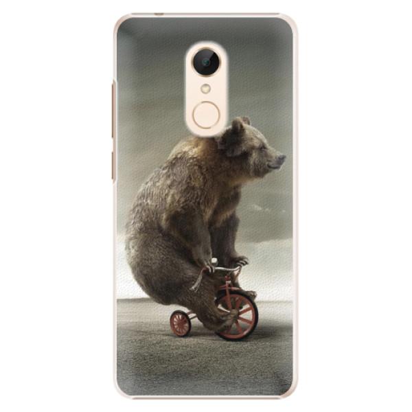 Plastové pouzdro iSaprio - Bear 01 - Xiaomi Redmi 5