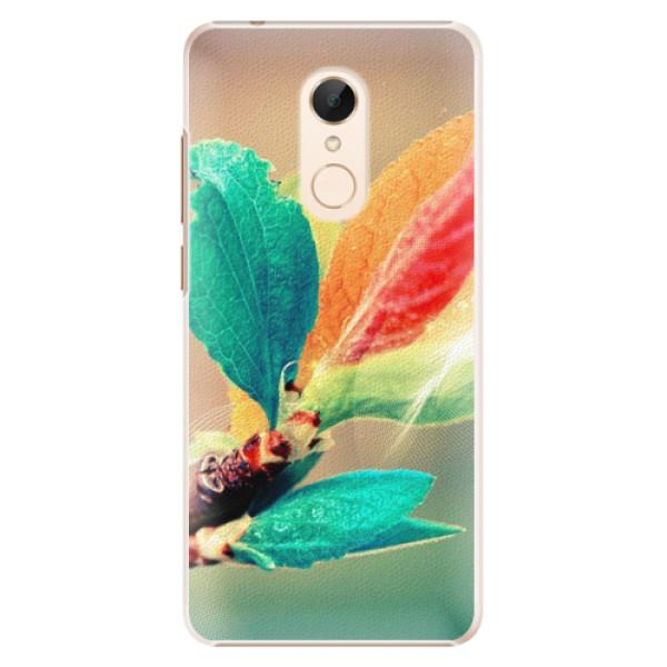 Plastové pouzdro iSaprio - Autumn 02 - Xiaomi Redmi 5