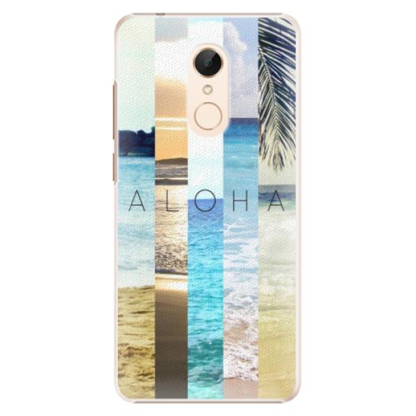 Plastové pouzdro iSaprio - Aloha 02 - Xiaomi Redmi 5