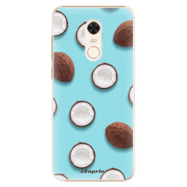 Plastové pouzdro iSaprio - Coconut 01 - Xiaomi Redmi 5 Plus