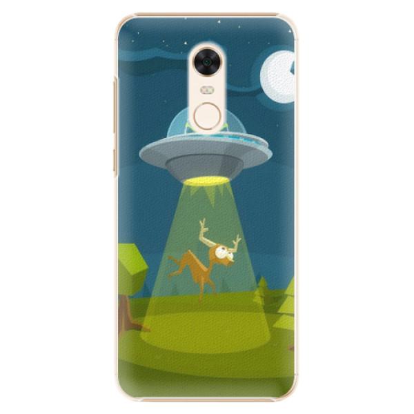 Plastové pouzdro iSaprio - Alien 01 - Xiaomi Redmi 5 Plus