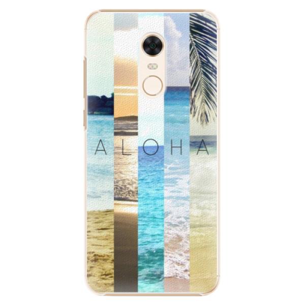 Plastové pouzdro iSaprio - Aloha 02 - Xiaomi Redmi 5 Plus
