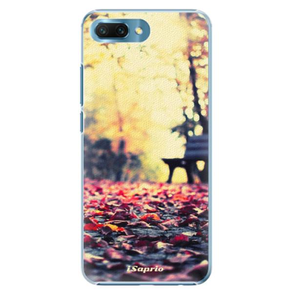 Plastové pouzdro iSaprio - Bench 01 - Huawei Honor 10