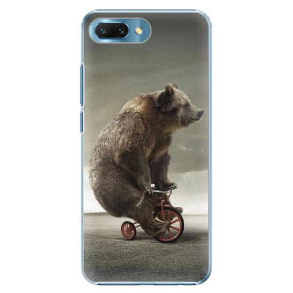 Plastové pouzdro iSaprio - Bear 01 - Huawei Honor 10