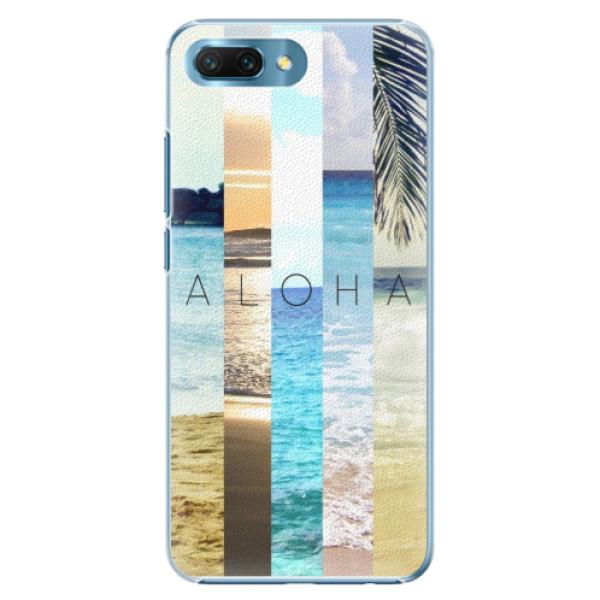 Plastové pouzdro iSaprio - Aloha 02 - Huawei Honor 10