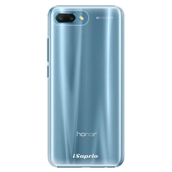 Plastové pouzdro iSaprio - 4Pure - mléčný bez potisku - Huawei Honor 10