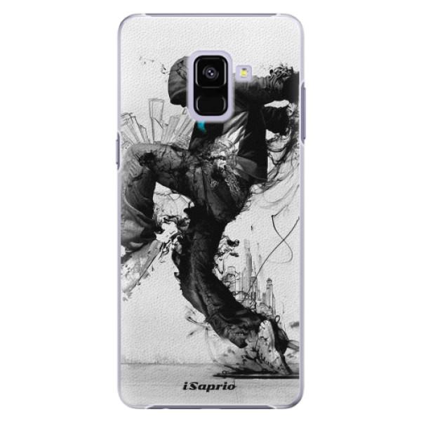 Plastové pouzdro iSaprio - Dance 01 - Samsung Galaxy A8+