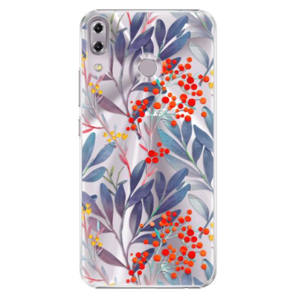 Plastové pouzdro iSaprio - Rowanberry - Asus ZenFone 5 ZE620KL