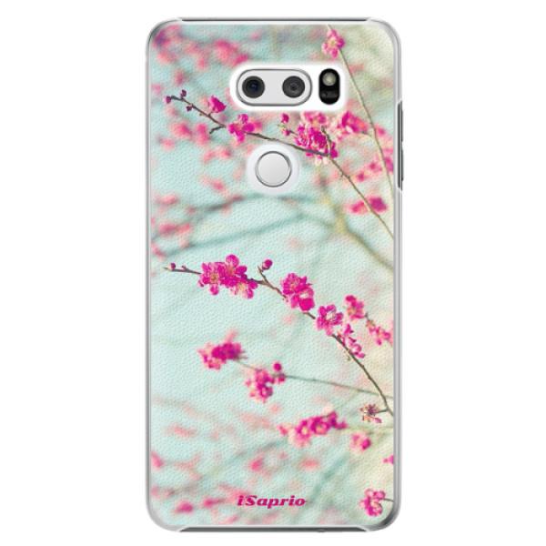 Plastové pouzdro iSaprio - Blossom 01 - LG V30