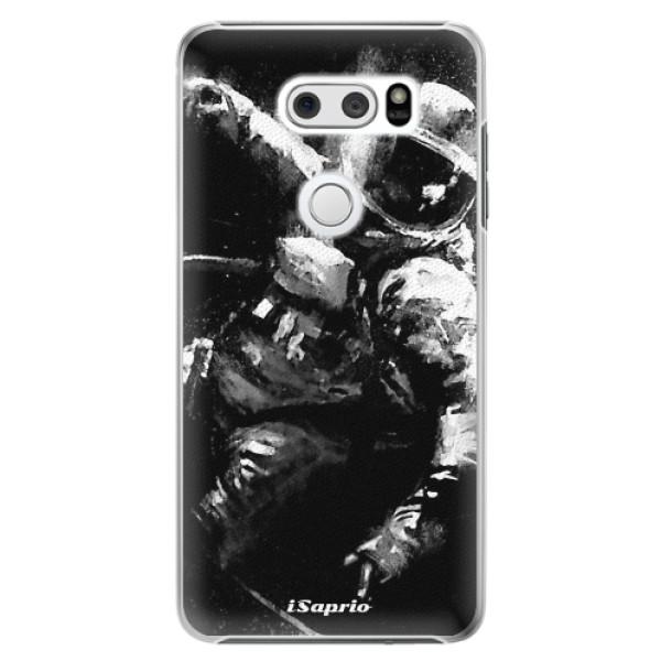 Plastové pouzdro iSaprio - Astronaut 02 - LG V30