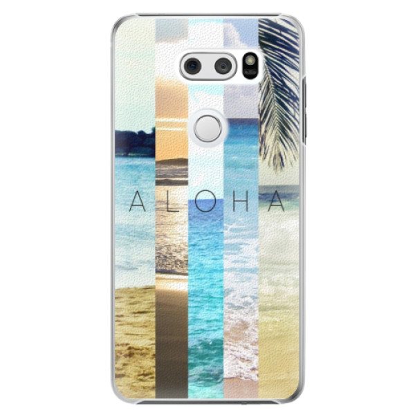 Plastové pouzdro iSaprio - Aloha 02 - LG V30