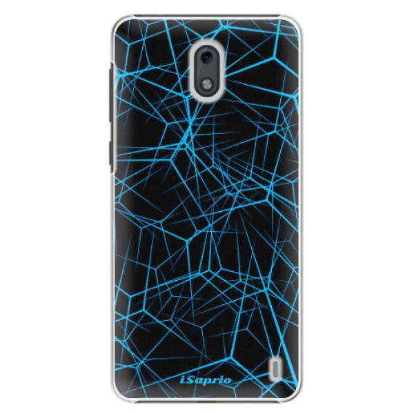 Plastové pouzdro iSaprio - Abstract Outlines 12 - Nokia 2