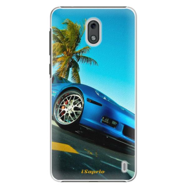 Plastové pouzdro iSaprio - Car 10 - Nokia 2