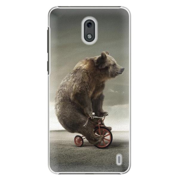 Plastové pouzdro iSaprio - Bear 01 - Nokia 2