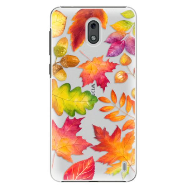 Plastové pouzdro iSaprio - Autumn Leaves 01 - Nokia 2