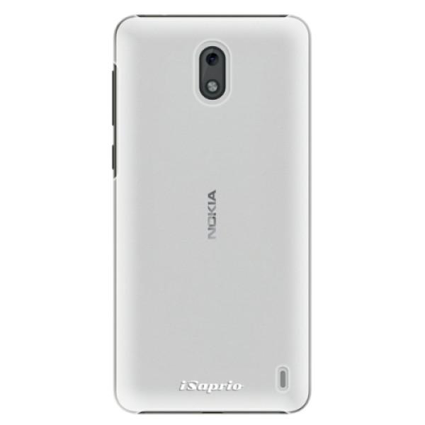 Plastové pouzdro iSaprio - 4Pure - mléčný bez potisku - Nokia 2