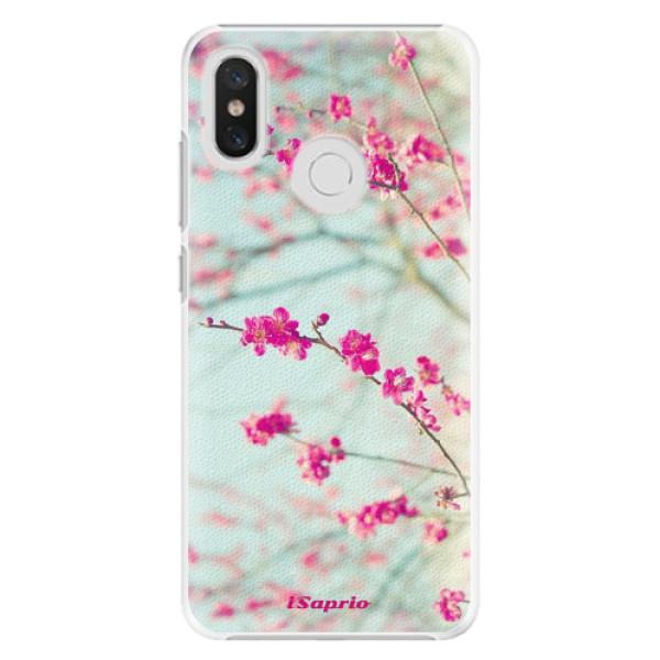 Plastové pouzdro iSaprio - Blossom 01 - Xiaomi Mi 8
