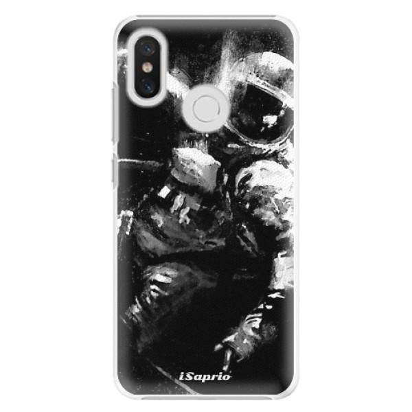 Plastové pouzdro iSaprio - Astronaut 02 - Xiaomi Mi 8