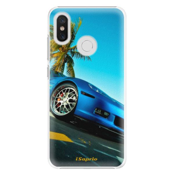 Plastové pouzdro iSaprio - Car 10 - Xiaomi Mi 8