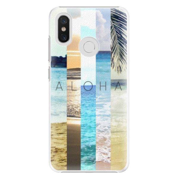 Plastové pouzdro iSaprio - Aloha 02 - Xiaomi Mi 8