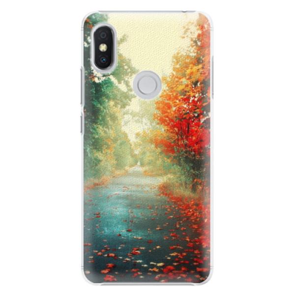 Plastové pouzdro iSaprio - Autumn 03 - Xiaomi Redmi S2