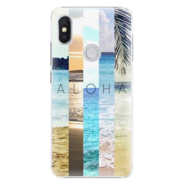 Plastové pouzdro iSaprio - Aloha 02 - Xiaomi Redmi S2
