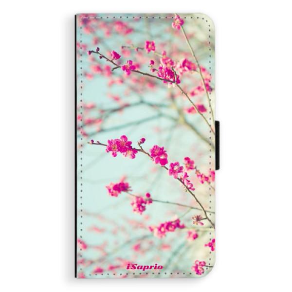 Flipové pouzdro iSaprio - Blossom 01 - Samsung Galaxy S6