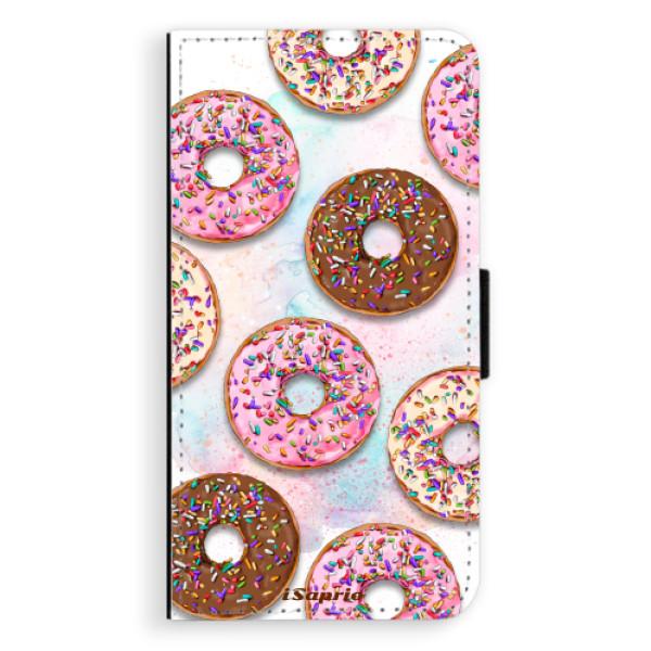 Flipové pouzdro iSaprio - Donuts 11 - Samsung Galaxy S6