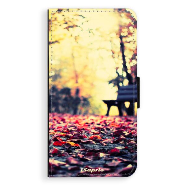 Flipové pouzdro iSaprio - Bench 01 - Samsung Galaxy S6