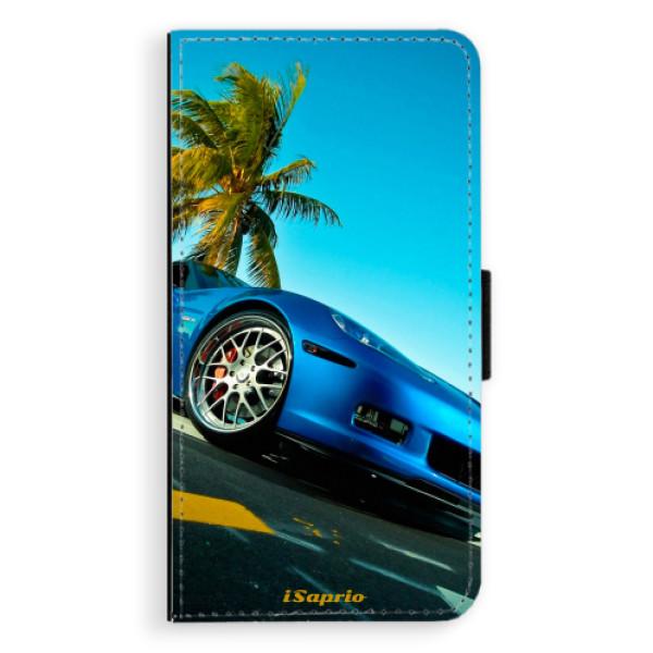 Flipové pouzdro iSaprio - Car 10 - Samsung Galaxy S6