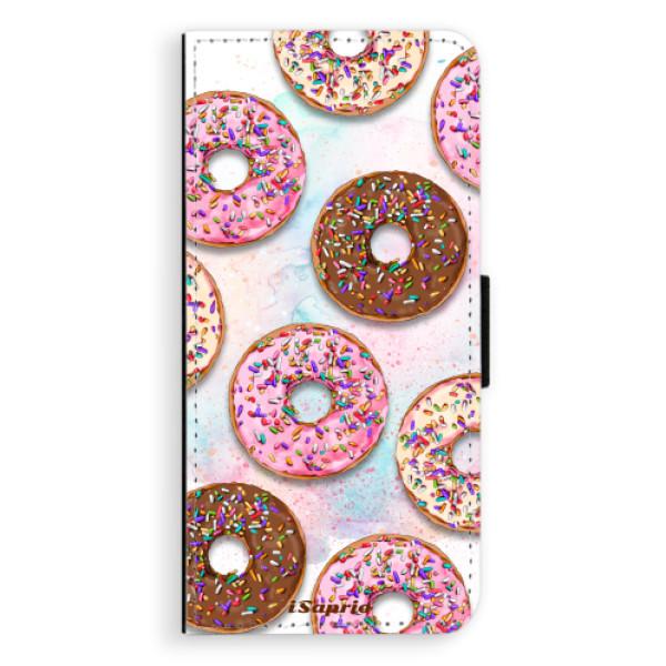 Flipové pouzdro iSaprio - Donuts 11 - Samsung Galaxy S8 Plus