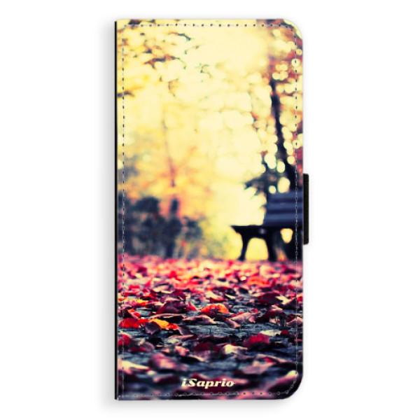 Flipové pouzdro iSaprio - Bench 01 - Samsung Galaxy S8 Plus
