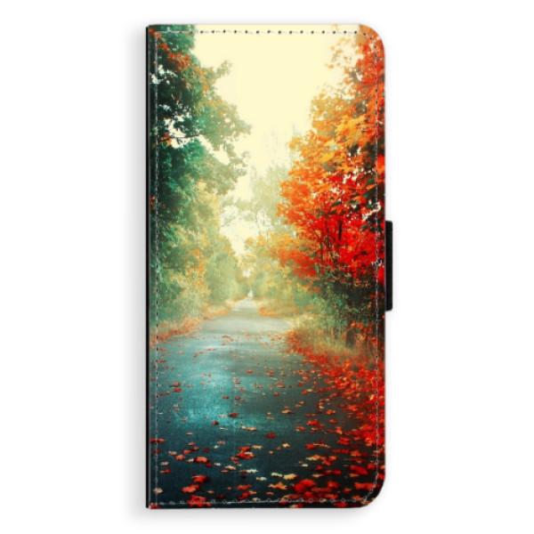 Flipové pouzdro iSaprio - Autumn 03 - Samsung Galaxy S8 Plus