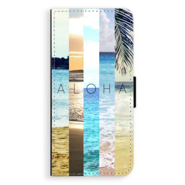 Flipové pouzdro iSaprio - Aloha 02 - Samsung Galaxy S8 Plus