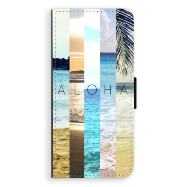 Flipové pouzdro iSaprio - Aloha 02 - Samsung Galaxy Note 8