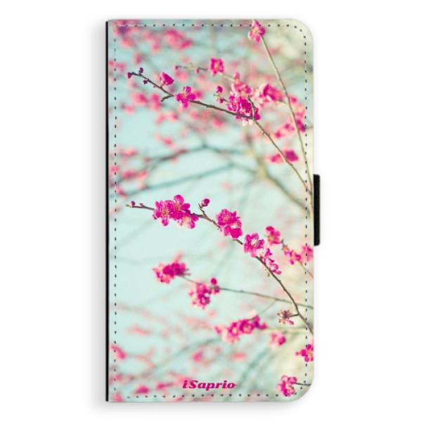 Flipové pouzdro iSaprio - Blossom 01 - Samsung Galaxy A3