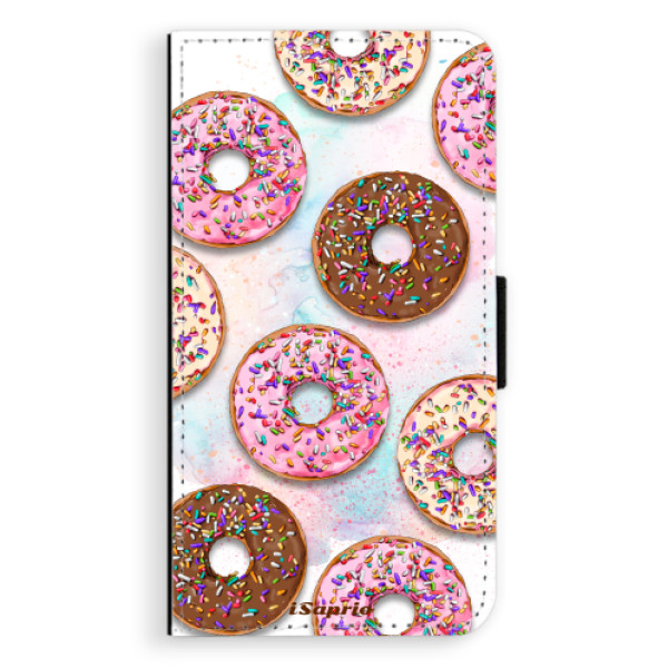 Flipové pouzdro iSaprio - Donuts 11 - Samsung Galaxy A3