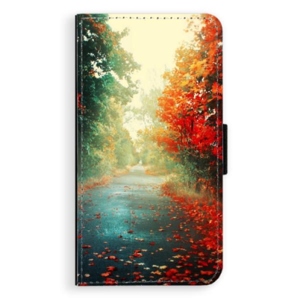 Flipové pouzdro iSaprio - Autumn 03 - Samsung Galaxy A3