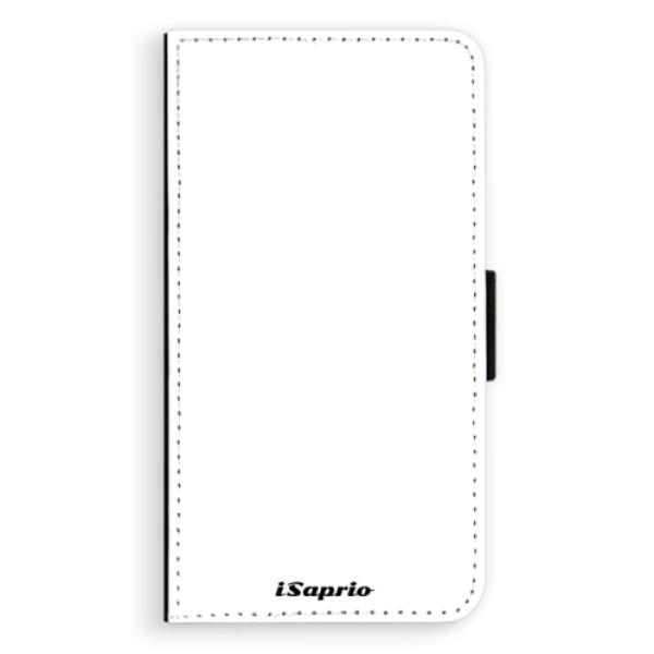 Flipové pouzdro iSaprio - 4Pure - bílý - Samsung Galaxy A3