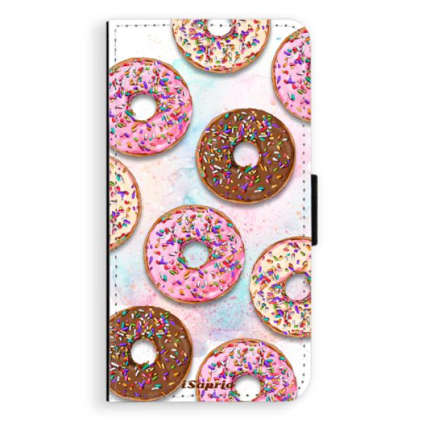 Flipové pouzdro iSaprio - Donuts 11 - Samsung Galaxy J7 2016