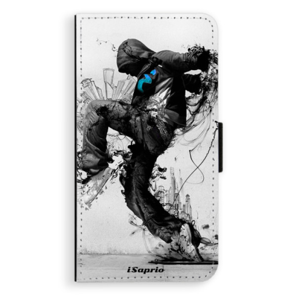 Flipové pouzdro iSaprio - Dance 01 - Samsung Galaxy J7 2016