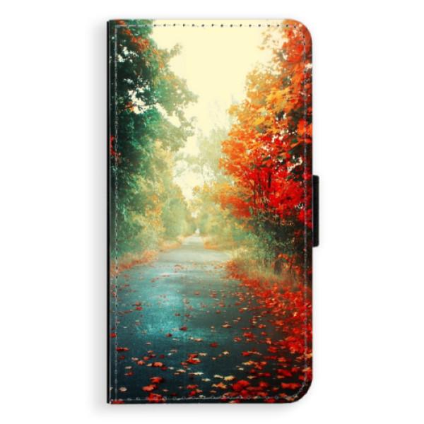 Flipové pouzdro iSaprio - Autumn 03 - Samsung Galaxy J7 2016