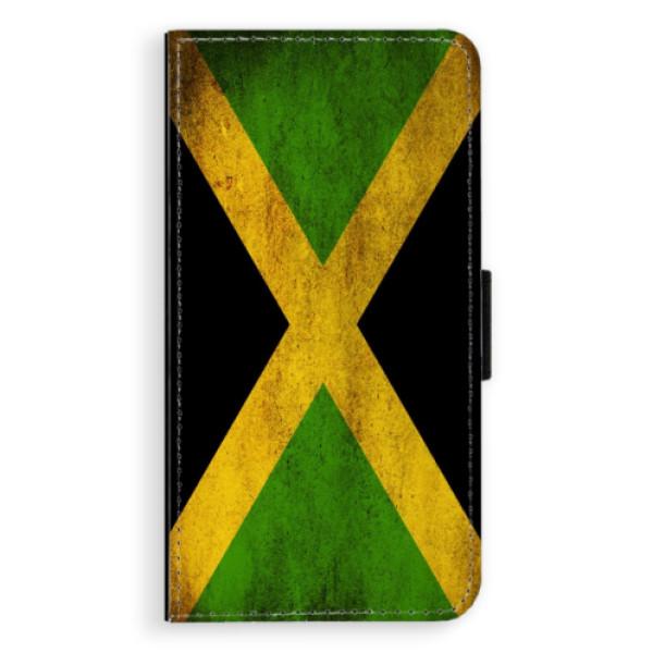 Flipové pouzdro iSaprio - Flag of Jamaica - Samsung Galaxy J7 2017