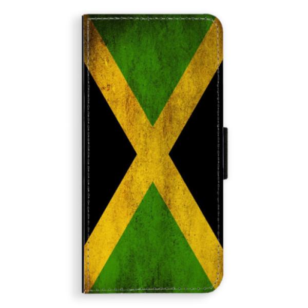 Flipové pouzdro iSaprio - Flag of Jamaica - Sony Xperia XA