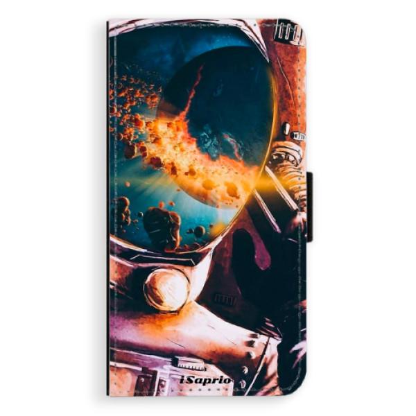 Flipové pouzdro iSaprio - Astronaut 01 - Sony Xperia XZ